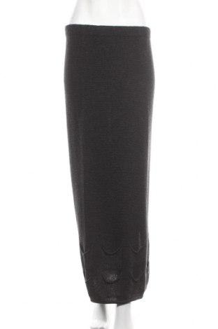 Пола Evelin Brandt, Размер L, Цвят Черен, 82% вълна, 18% полиамид, Цена 29,77лв.