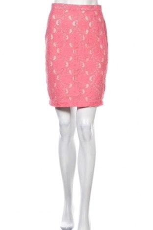 Пола H&M Conscious Collection, Размер S, Цвят Розов, 70% памук, 30% полиамид, Цена 25,50лв.