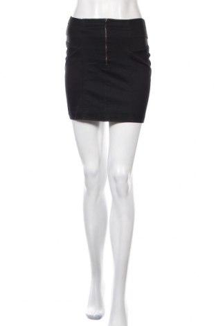 Пола Max&Co., Размер S, Цвят Черен, 49% памук, 47% вискоза, 4% еластан, Цена 28,22лв.