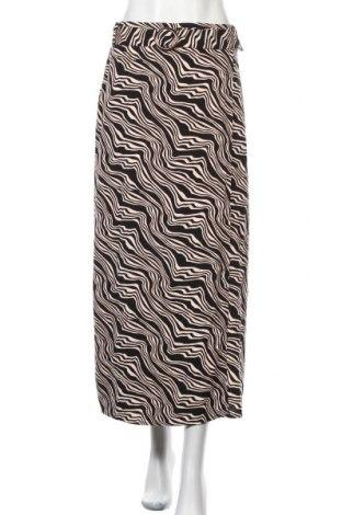 Φούστα Tom Tailor, Μέγεθος XL, Χρώμα Μαύρο, Βισκόζη, Τιμή 22,27€