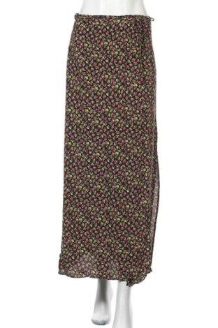 Fustă Urban Outfitters, Mărime S, Culoare Multicolor, Viscoză, Preț 190,29 Lei