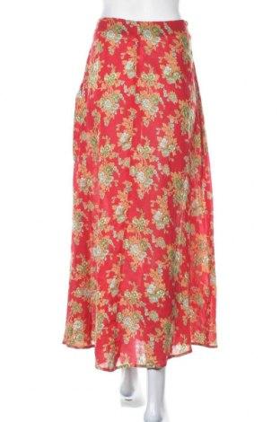 Пола Urban Outfitters, Размер S, Цвят Многоцветен, Памук, Цена 59,25лв.