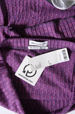 Пола Urban Outfitters, Размер M, Цвят Лилав, 48% полиестер, 48% вискоза, 4% еластан, Цена 3,94лв.