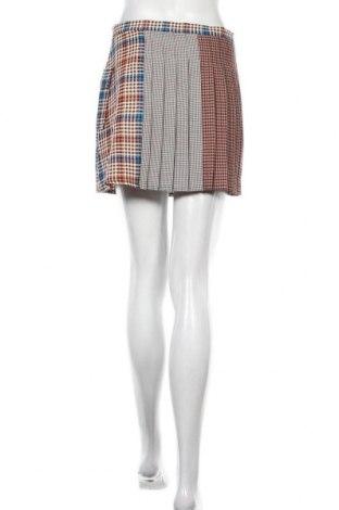 Пола Urban Outfitters, Размер M, Цвят Многоцветен, Полиестер, Цена 59,25лв.
