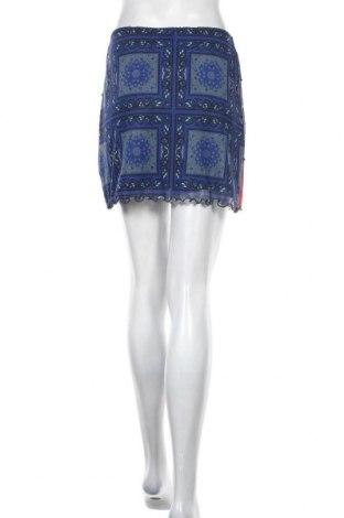 Пола Urban Outfitters, Размер S, Цвят Многоцветен, 94% полиестер, 6% еластан, Цена 5,00лв.