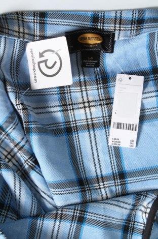 Пола Urban Outfitters, Размер L, Цвят Син, 90% полиестер, 10% вискоза, Цена 44,25лв.