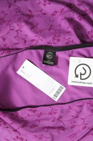 Пола Urban Outfitters, Размер L, Цвят Лилав, 96% полиестер, 4% еластан, Цена 4,76лв.