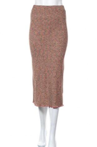 Пола Urban Outfitters, Размер S, Цвят Многоцветен, 96% полиестер, 4% еластан, Цена 55,50лв.