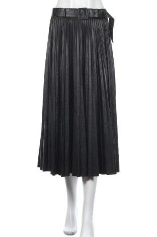Пола Zara, Размер L, Цвят Черен, Полиуретан, Цена 26,55лв.