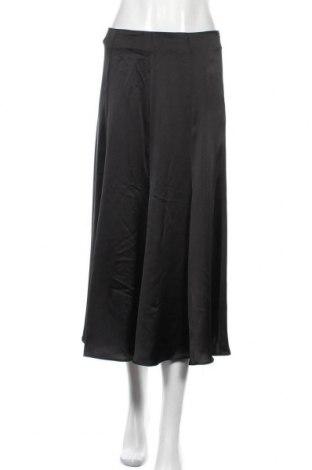 Fustă Zara, Mărime S, Culoare Negru, 97% poliester, 3% elastan, Preț 194,08 Lei