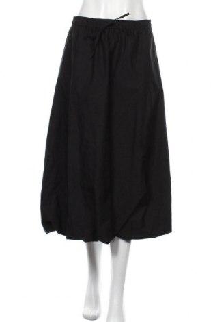 Fustă Zara, Mărime M, Culoare Negru, 100% bumbac, Preț 161,18 Lei