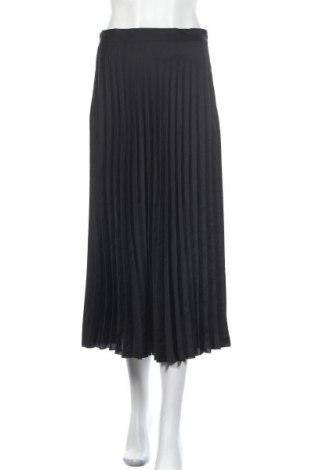 Fustă Zara, Mărime M, Culoare Negru, Poliester, Preț 171,05 Lei