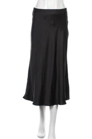 Пола Zara, Размер L, Цвят Черен, 97% полиестер, 3% еластан, Цена 11,21лв.