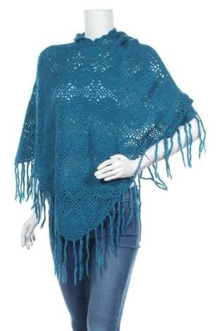 Πόντσο Popin, Μέγεθος M, Χρώμα Μπλέ, Τιμή 14,62€