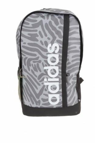 Σακίδιο πλάτης Adidas, Χρώμα Γκρί, Κλωστοϋφαντουργικά προϊόντα, Τιμή 33,03€