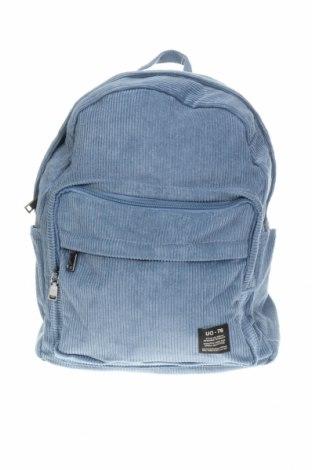 Rucsac Urban Outfitters, Culoare Albastru, Textil, Preț 292,76 Lei