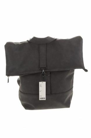 Раница Urban Outfitters, Цвят Черен, Еко кожа, Цена 36,49лв.