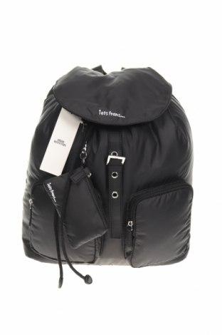 Σακίδιο πλάτης Urban Outfitters, Χρώμα Μαύρο, Κλωστοϋφαντουργικά προϊόντα, Τιμή 38,27€
