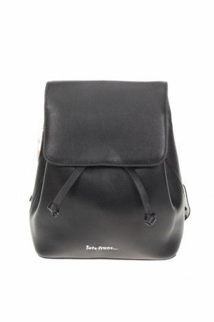 Σακίδιο πλάτης Urban Outfitters, Χρώμα Μαύρο, Δερματίνη, Τιμή 34,41€