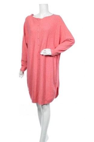 Φόρεμα, Μέγεθος XXL, Χρώμα Ρόζ , 42% βισκόζη, 38% πολυαμίδη, 20% μοντάλ, Τιμή 20,13€