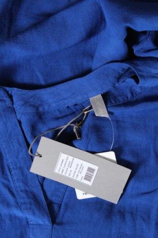 Рокля Culture, Размер M, Цвят Син, 55% вискоза, 45% лен, Цена 17,80лв.