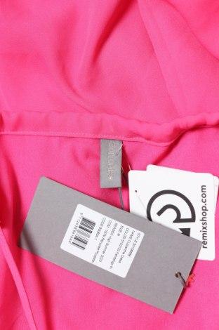 Рокля Culture, Размер M, Цвят Розов, Полиестер, Цена 66,75лв.