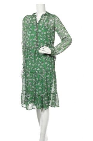 Рокля Culture, Размер XL, Цвят Зелен, Полиестер, Цена 90,30лв.