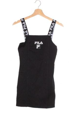 Рокля Fila, Размер XS, Цвят Черен, 95% памук, 5% еластан, Цена 48,00лв.
