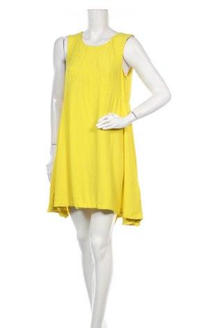 Rochie H&M, Mărime M, Culoare Galben, Viscoză, Preț 78,95 Lei