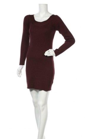 Φόρεμα H&M Divided, Μέγεθος L, Χρώμα Καφέ, 44% βισκόζη, 40%ακρυλικό, 16% πολυαμίδη, Τιμή 14,91€