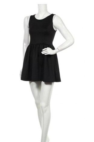 Φόρεμα H&M Divided, Μέγεθος M, Χρώμα Μαύρο, 94% πολυεστέρας, 6% ελαστάνη, Τιμή 14,00€