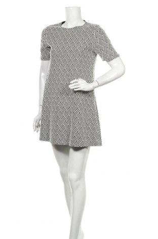 Φόρεμα H&M Divided, Μέγεθος M, Χρώμα Λευκό, 51% βαμβάκι, 47% πολυεστέρας, 2% ελαστάνη, Τιμή 14,00€