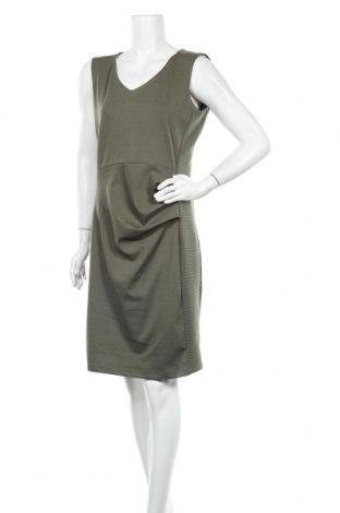 Φόρεμα Kaffe, Μέγεθος XL, Χρώμα Πράσινο, 80% πολυεστέρας, 17% βισκόζη, 3% ελαστάνη, Τιμή 57,60€