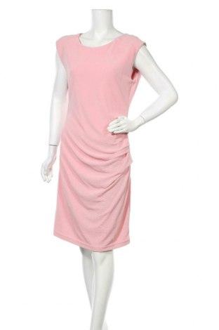 Φόρεμα Kaffe, Μέγεθος XL, Χρώμα Ρόζ , 70% μοντάλ, 30% πολυεστέρας, Τιμή 34,41€