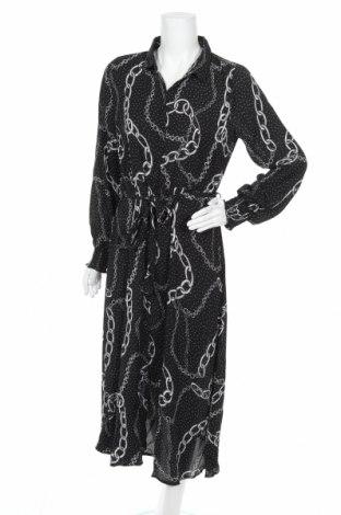 Φόρεμα Kaffe, Μέγεθος M, Χρώμα Μαύρο, Πολυεστέρας, Τιμή 46,01€