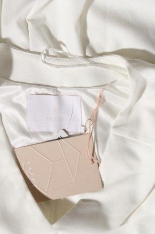 Φόρεμα Kaffe, Μέγεθος M, Χρώμα Εκρού, 80% πολυεστέρας, 17% βισκόζη, 3% ελαστάνη, Τιμή 46,01€