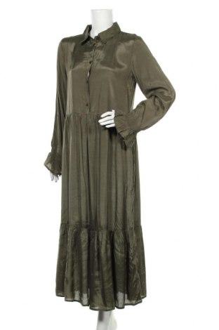 Φόρεμα Kaffe, Μέγεθος S, Χρώμα Πράσινο, Βισκόζη, Τιμή 46,01€