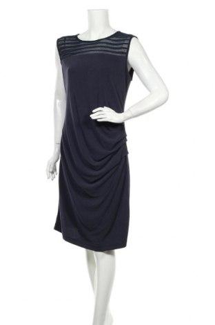 Φόρεμα Kaffe, Μέγεθος XL, Χρώμα Μπλέ, 70% μοντάλ, 30% πολυεστέρας, Τιμή 46,01€