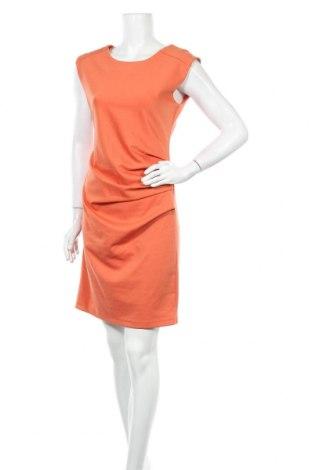 Φόρεμα Kaffe, Μέγεθος M, Χρώμα Πορτοκαλί, 80% πολυεστέρας, 17% βισκόζη, 3% ελαστάνη, Τιμή 57,60€