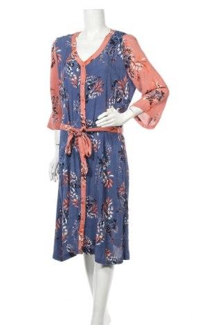 Φόρεμα Kaffe, Μέγεθος M, Χρώμα Πολύχρωμο, Βισκόζη, Τιμή 53,74€