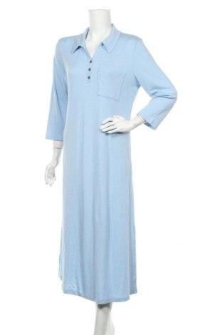 Φόρεμα Lounge Nine, Μέγεθος M, Χρώμα Μπλέ, Τιμή 57,60€