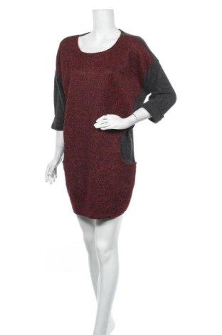 Φόρεμα Papillon, Μέγεθος M, Χρώμα Κόκκινο, 97%ακρυλικό, 3% ελαστάνη, Τιμή 18,84€