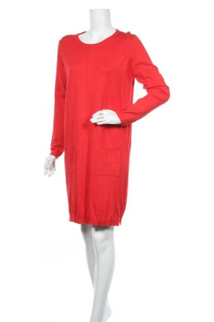 Φόρεμα Saint Tropez, Μέγεθος L, Χρώμα Κόκκινο, 80% βισκόζη, 20% πολυαμίδη, Τιμή 25,33€