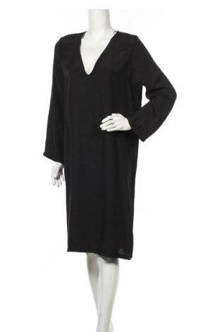 Šaty  Zara, Velikost M, Barva Černá, Polyester, Cena  280,00Kč