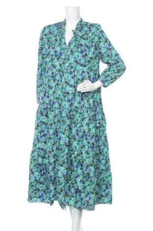 Φόρεμα Zara, Μέγεθος M, Χρώμα Πολύχρωμο, Βαμβάκι, Τιμή 30,54€