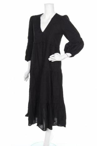 Šaty  Zara, Velikost M, Barva Černá, Bavlna, Cena  550,00Kč