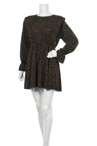 Φόρεμα Zara, Μέγεθος M, Χρώμα Πράσινο, 99% πολυεστέρας, 1% ελαστάνη, Τιμή 7,60€