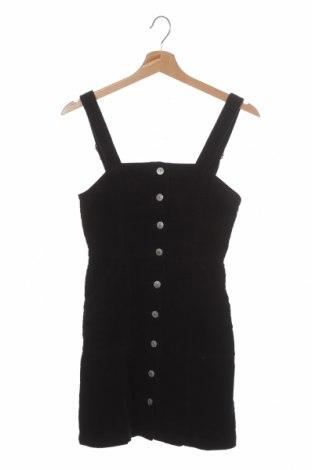 Γυναικεία σαλοπέτα H&M Divided, Μέγεθος XS, Χρώμα Μαύρο, 98% βαμβάκι, 2% ελαστάνη, Τιμή 15,46€