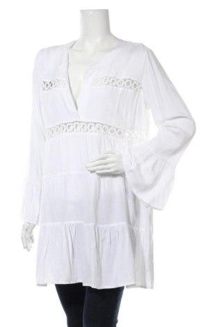Τουνίκ Lascana, Μέγεθος M, Χρώμα Λευκό, 100% βισκόζη, Τιμή 17,01€
