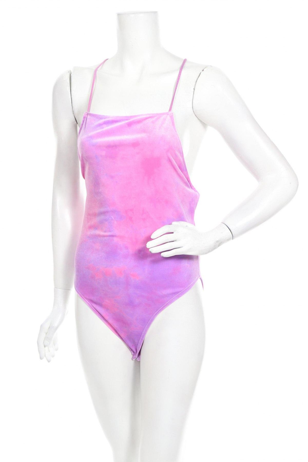 Боди Urban Outfitters, Размер M, Цвят Розов, 93% полиестер, 7% еластан, Цена 36,75лв.